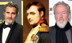 雷德利·斯科特将拍摄关于拿破仑电影《士兵行囊》(暂定名)