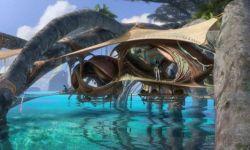 《阿凡达2》新艺术概念图曝光 潘多拉环境和纳美人生活展示