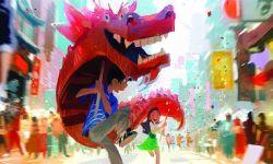 """动画片《许愿神龙》将映  """"中国叙事""""成为电影最大亮点"""