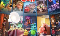 皮克斯全新动画短片合辑《皮克斯爆米花》将于1月22日Disney+上线