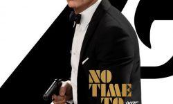 电影《007:无暇赴死》正式宣布将延期至10月8日上映