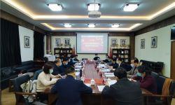 北京电影学院党委召开2020年度领导班子民主生活会
