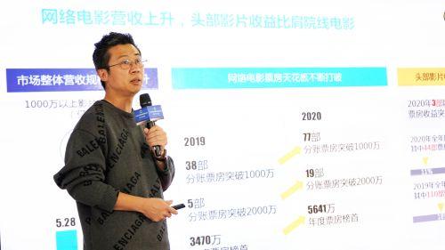 酷云互动科技CEO李鹏