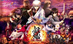 银魂剧场版《银魂:最终篇》定档2月26日在中国台湾上映