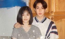 吴尊发文纪念与妻子相恋25周年 晒两人青涩旧合照