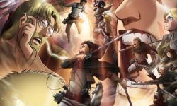 """《进击的巨人》将于4月9日完结  网友打造""""真人版""""主角"""