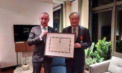 李安导演获颁法国国家荣誉军团骑士勋章