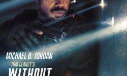 迈克尔·B·乔丹主演《冷血悍将》发海报,4月30日登陆Prime Video