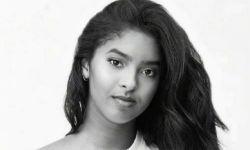 科比大女儿签约IMG模特公司 被夸美丽与才华兼并
