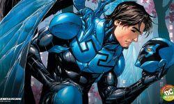 华纳DC超级英雄电影《蓝甲虫》将出现首部拉丁裔主角