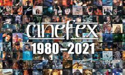 美国视觉效果双月刊杂志《Cinefex》发行41年后宣布停刊