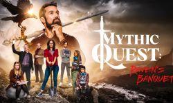 真人喜剧影集《神话任务》第二季5月7日于Apple TV+播出