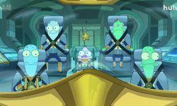 Hulu热播动画片《外星也难民》第二季将于3月26日播出
