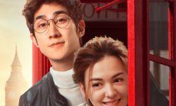 爱情喜剧电影《合法伴侣》发布关系海报 两对情侣英伦秀恩爱