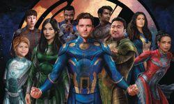 漫威电影《永恒族》宣传海报曝光  将于11月5日北美上映