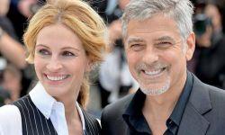 朱丽亚·罗伯茨与乔治·克鲁尼将合作浪漫电影《天堂门票》