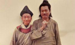 王宝强悼念吴孟达:亲爱的达哥 在天堂照顾好自己
