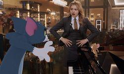 《猫和老鼠》首周票房:北美1370万美元,中国内地8000万元