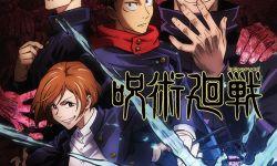 人气动漫《咒术回战》原声大碟4月21日发售 导演亲绘封面