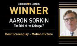 艾伦·索金凭新作《芝加哥七君子审判》获第78届金球奖最佳编剧