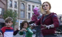 漫威剧集《旺达·幻视》将迎来大结局  故事线衔接电影《奇异博士2》