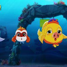 动画电影《西游鱼之海底大冒险》欢腾来袭!超强互动、萌爆眼球!
