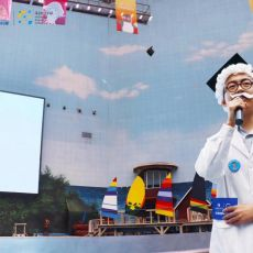 中国绊爱携手海昌海洋公园,联手开拓科普综艺新格局