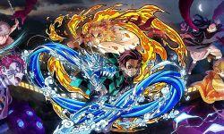 动画片《鬼灭之刃 剧场版 无限列车篇》将于6月16日发售蓝光