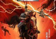 电影《真·三国无双》曝新版角色海报,将于4月30日全国上映