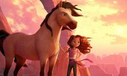 梦工场动画《不羁的精神》曝预告  6月4日北美上映
