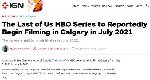 电视剧《最后的生还者》7月开拍预计2022年6月8日杀青