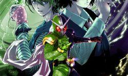 《假面骑士W》正统续篇漫画《风都侦探》TV动画化决定 2022年夏放送