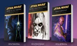 庆祝卢卡斯成立50周年 兰登书屋重新发行《星球大战》经典小说