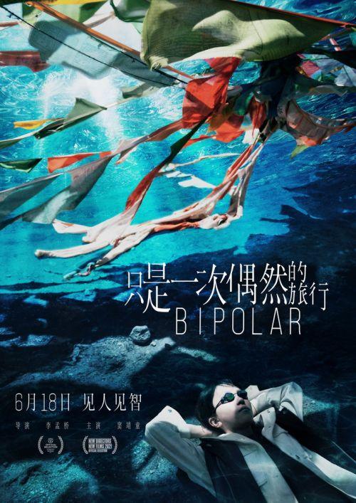 电影《只是一次偶然的旅行》定档海报