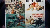 稀有007《霹雳弹》海报将被拍卖:预计成交价能达1.6万美元