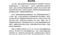 70家影视传媒单位企业声明:呼吁短视频平台提升版权保护意识