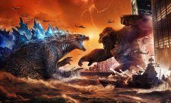 《哥斯拉大战金刚》北美票房6950万美元  成疫情后票房最高电影