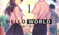 著名导演伊藤智彦原创剧场动画《你好世界》将登陆内地院线
