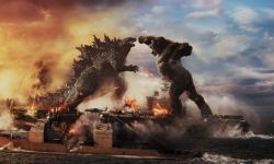 电影《哥斯拉大战金刚》北美周末票房三连冠 全球累计3.9亿美元