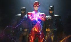 华纳DC电影《闪电侠》开拍  迈克尔·基顿确认出演蝙蝠侠