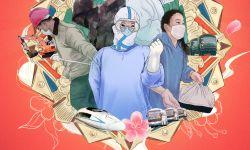 """武汉抗疫纪录电影《一起走过》首映,""""不为触碰伤痛,为传递温暖"""""""