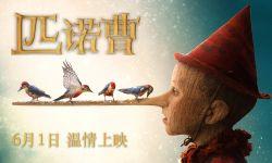 第93届奥斯卡金像奖获奖电影《匹诺曹》宣布定档六一儿童节