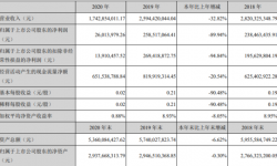 星辉娱乐2020年净利下滑89.94% 总经理陈创煌薪酬26万