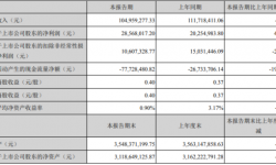 锋尚文化2021年第一季度净利2856.8万 较上年同期增长41.04%