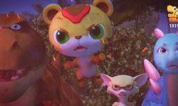 《猪猪侠大电影·恐龙日记》明日上映,五一首选动画电影