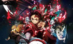 日本动画《鬼灭之刃 剧场版无限列车篇》北美票房破千万