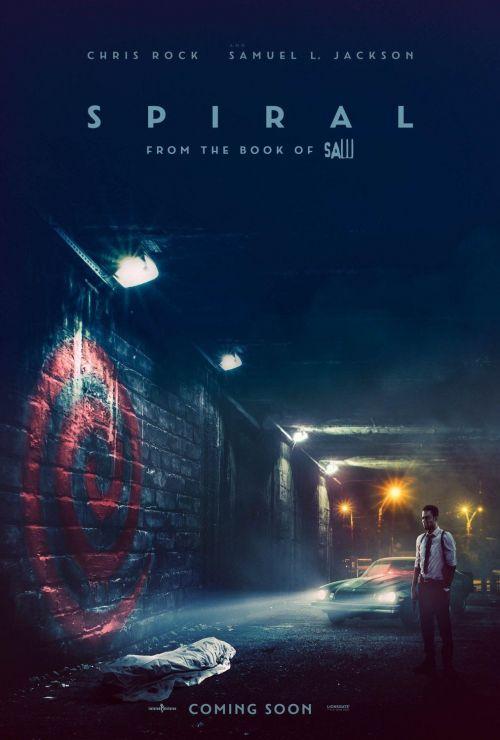 《电锯惊魂9:螺旋》海报