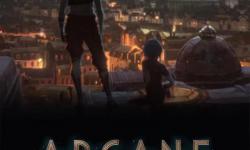 英雄联盟首部动画剧集《Arcane》将于秋季腾讯视频上线