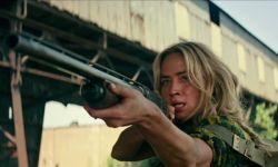 派拉蒙惊悚电影《寂静之地2》北美定档5月28日上映
