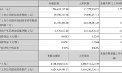 华录百纳2021年第一季度净利1939.03万下滑2.52% 营业成本增加